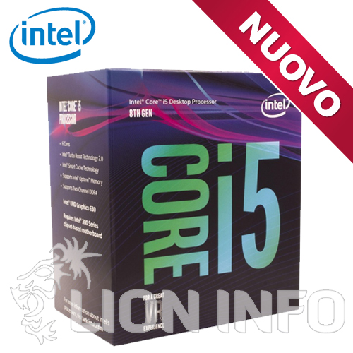 I5-8400 Box