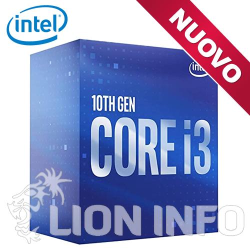 Core I3 10300 Box