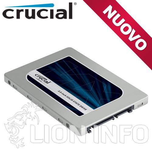 SSD MX500 1000Gb