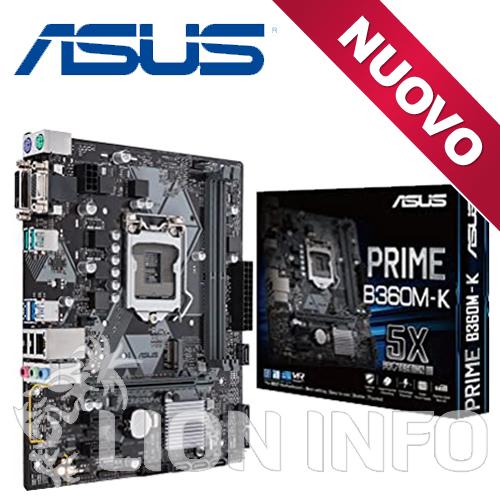 Prime B360M K