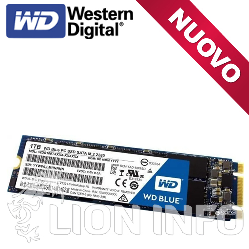 SSD M2 1000Gb