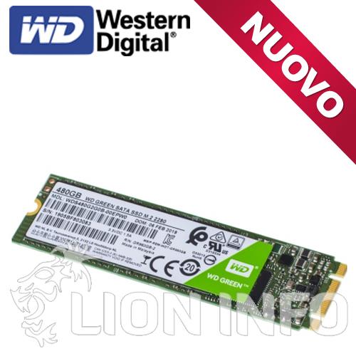SSD M2 480Gb